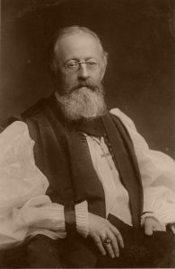 5th Bishop of Mauritius (1891-1897), Rev. Dr. William Walsh in the National Portrait Gallery