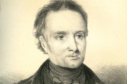 Portrait of Thomas de Quincey