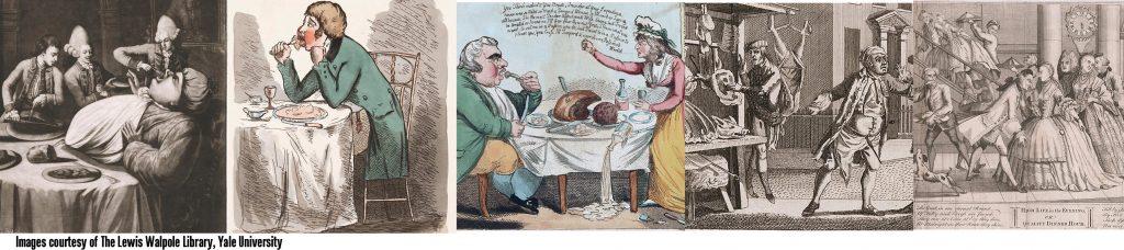 18th Century Foodies!