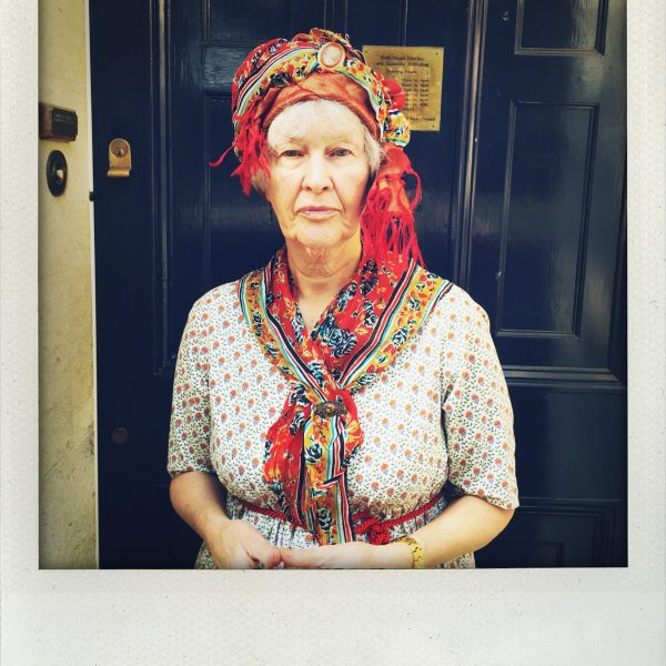 Betty Suchar was the Mistress of \Ceremonies!